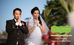 wedding testimonial S W